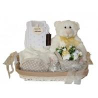 las-cestas-del-regalo-del-bebe-son-asombrosas-cuando-esta-sobre-las-porciones-de-gifting-de-goodies